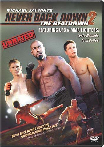 Never Back Down 2 - The Beatdown DVD Movie