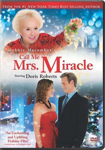 Call Me Mrs. Miracle DVD Movie