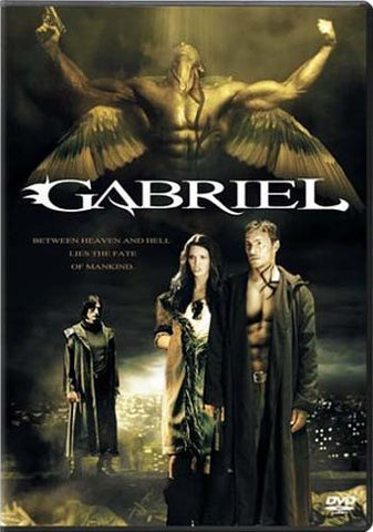 Gabriel DVD Movie