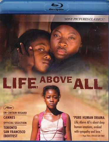 Life, Above All (Blu-ray) BLU-RAY Movie