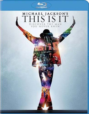 Michael Jackson - This Is It (Blu-ray) BLU-RAY Movie