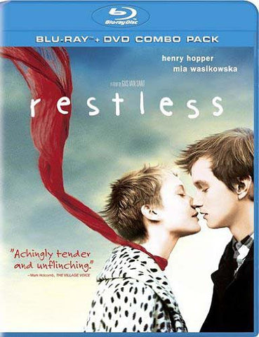 Restless (Blu-ray+DVD Combo) (Blu-ray) BLU-RAY Movie