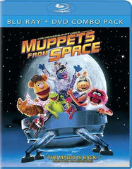 Muppets From Space (Blu-ray+DVD Combo) (Blu-ray)