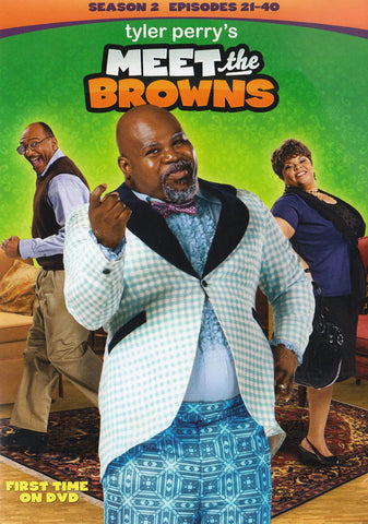 Meet the Browns - Season 2 (Two) (Episodes 21-40) DVD Movie