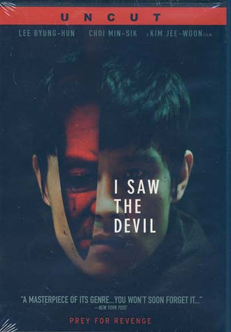 I Saw the Devil DVD Movie