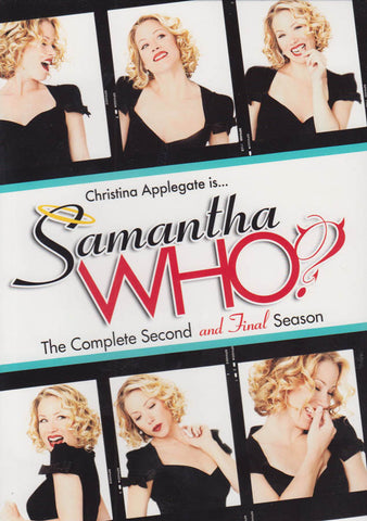 Samantha Who - The Complete Second And Final Season DVD Movie
