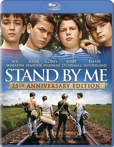 Stand by Me (25th Anniversary Edition) (Blu-ray) BLU-RAY Movie