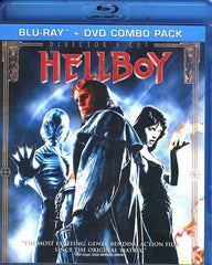Hellboy - Director s Cut (Blu-ray + DVD Combo) (Blu-ray)