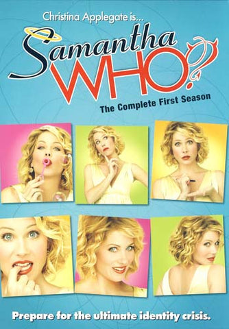 Samantha Who - The Complete First (1) Season DVD Movie