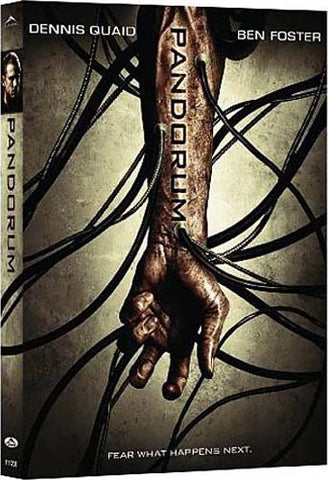 Pandorum (Bilingual) DVD Movie