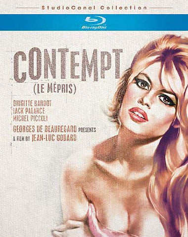 Contempt (Le Mepris) (Blu-ray) BLU-RAY Movie