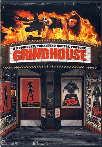 Grindhouse - 2-Disc Collector s Edition (Death Proof / Planet Terror) (Bilingual) DVD Movie