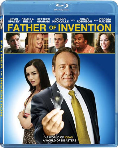Father of Invention (Blu-ray) BLU-RAY Movie