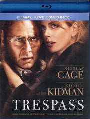 Trespass (DVD+Blu-ray Combo) (Blu-ray)