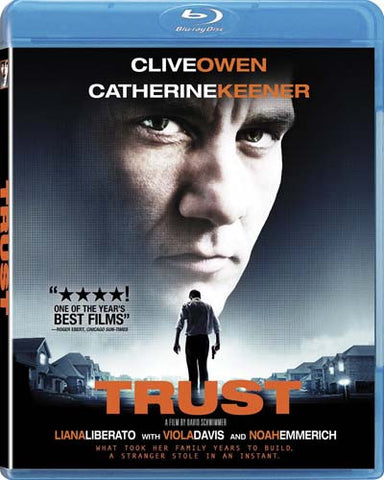 Trust (Blu-ray) BLU-RAY Movie
