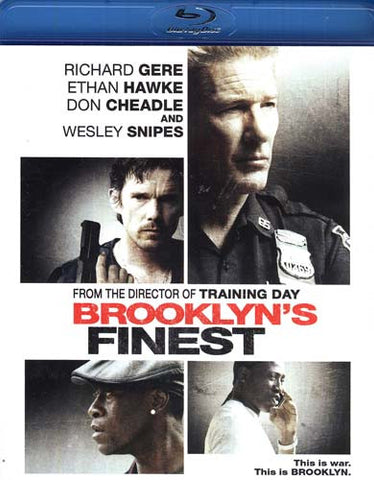 Brooklyn s Finest (Blu-ray) BLU-RAY Movie