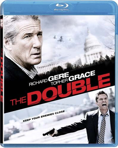 The Double (Blu-ray) BLU-RAY Movie