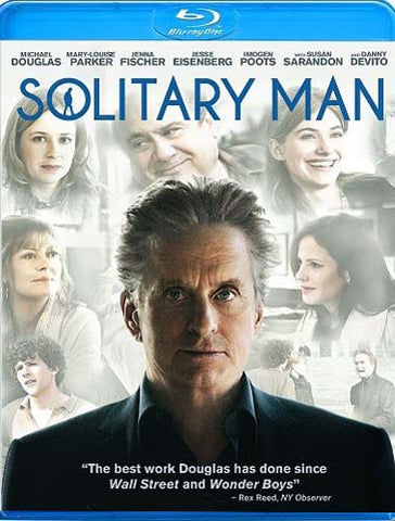 Solitary Man (Blu-ray) BLU-RAY Movie