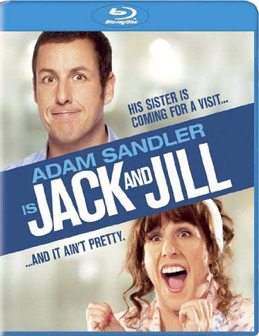Jack and Jill (Blu-ray) BLU-RAY Movie