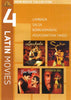 MGM 4 Latin Movies - Lambada / Salsa / Born Romantic / Assassination Tango (Boxset) DVD Movie