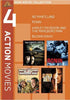 MGM 4 Action Movies - No Man s Land/Ronin/Harley Davidson and the Marlboro Man/Blown Away DVD Movie
