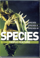 Species Triple Feature (1,2,3) (Boxset)