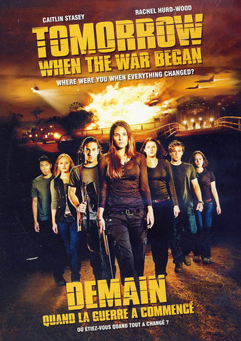 Tomorrow When The War Began (Bilingual) DVD Movie