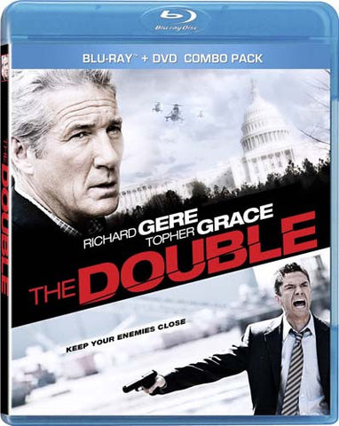 The Double (Blu-ray + DVD Combo) (Blu-ray) BLU-RAY Movie