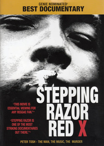 Stepping Razor Red X (ALL) DVD Movie