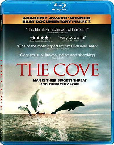 The Cove (Blu-ray) BLU-RAY Movie