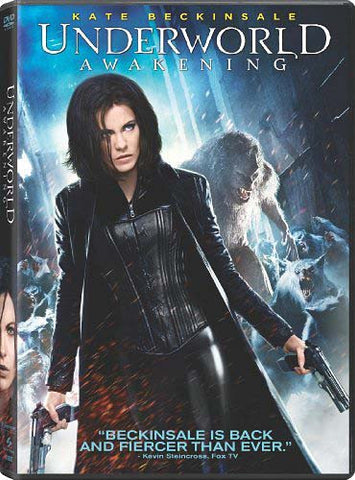 Underworld - Awakening DVD Movie