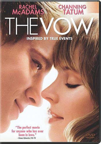 The Vow DVD Movie