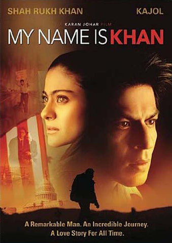 My Name Is Khan DVD Movie
