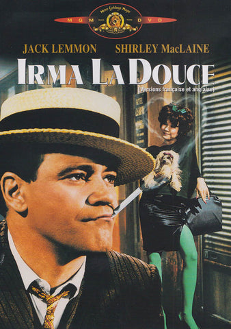 Irma La Douce (Original English with French Dubbed Version) (French Cover) DVD Movie