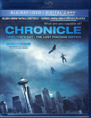 Chronicle (Blu-ray+DVD)(Director s Cut: Lost Footage Edition)(Blu-ray)(Bilingual)