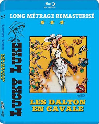 Lucky Luke - Les Dalton En Cavale (Blu-ray) BLU-RAY Movie