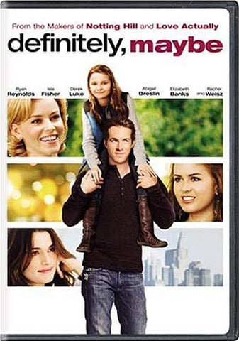 Definitely Maybe (Full Screen) DVD Movie