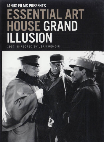 Grand Illusion - Essential Art House (The Criterion Collection) DVD Movie