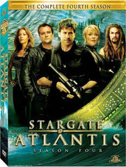 Stargate Atlantis - The Complete Fourth (4th) Season (Boxset)