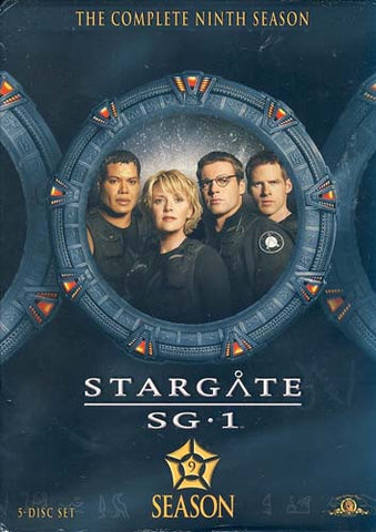 Stargate SG-1 - The Complete Ninth Season (9) (Boxset) (MGM) DVD Movie