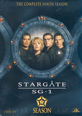 Stargate SG-1 - The Complete Ninth Season (9) (Boxset) (MGM)