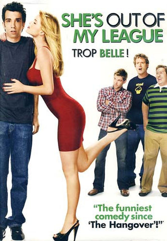 She s Out of My League (Bilingual) DVD Movie