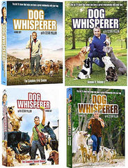 Dog Whisperer With Cesar Millan - The Complete Season 1 / 2 / 3 / 4 (vol I) (4 Pack) (Boxset)