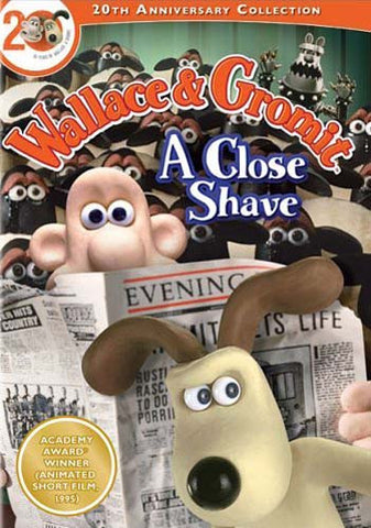 Wallace and Gromit - A Close Shave DVD Movie