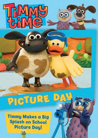 Timmy Time - Picture Day DVD Movie