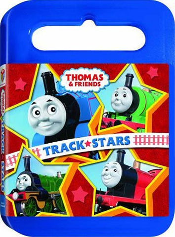 Thomas And Friends - Track Stars (Kids Case) DVD Movie