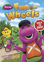 Barney - Fun on Wheels