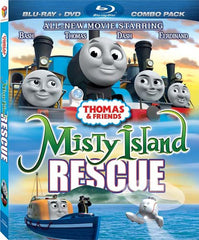 Thomas And Friends - Misty Island Rescue (Blu-ray/DVD Combo) (Blu-Ray)