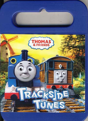 Thomas And Friends - Trackside Tunes (Kids Case) DVD Movie