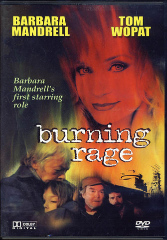 Burning Rage DVD Movie